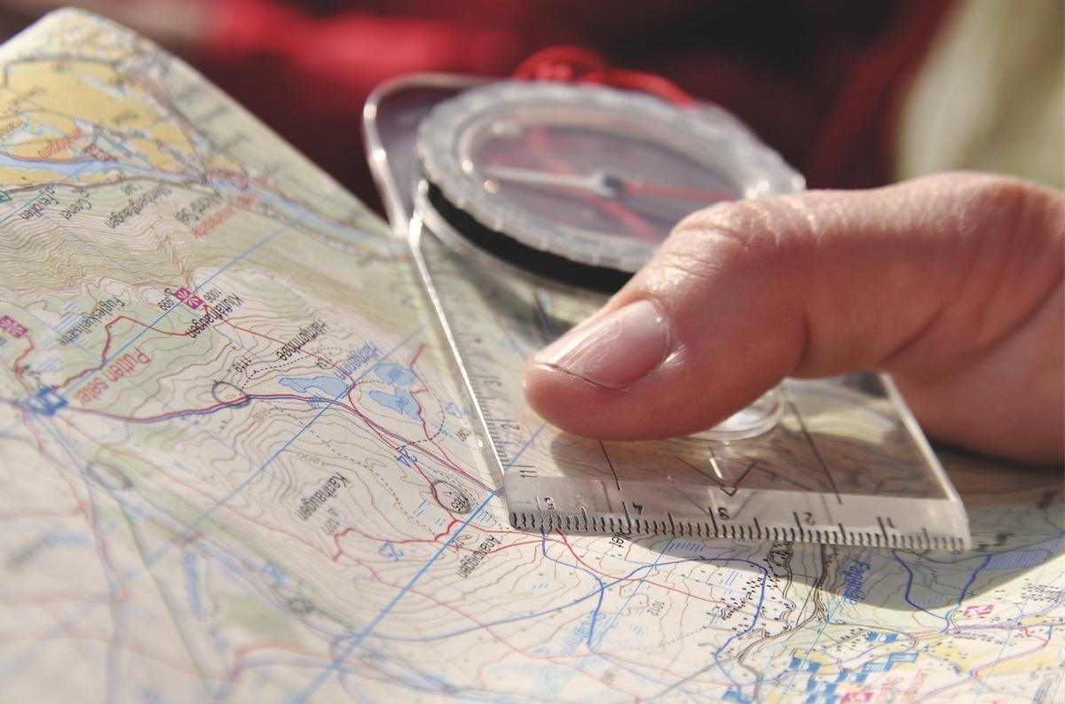 lære kart og kompass Lær å bruke kart og kompass | Magasin | utemagasinet.no lære kart og kompass